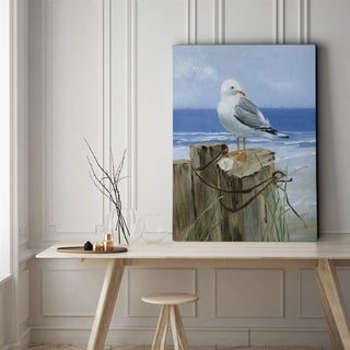 Keeping Watch I - Gallery Wrapped Canvas