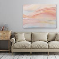 Soft Harmony - Gallery Wrapped Canvas