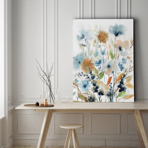 Holland Spring Mix II - Gallery Wrapped Canvas