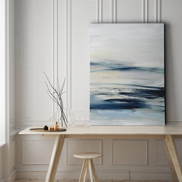 Drifting Tides II - Gallery Wrapped Canvas