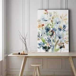 Holland Spring Mix I - Gallery Wrapped Canvas