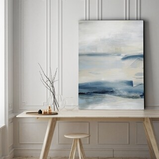 Drifting Tides I - Gallery Wrapped Canvas