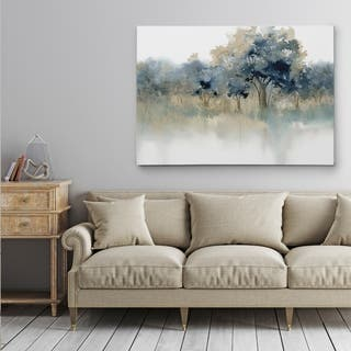 Wexford Home Waters Edge II Gallery Wrapped Canvas