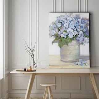 Lovely Lavender I - Gallery Wrapped Canvas