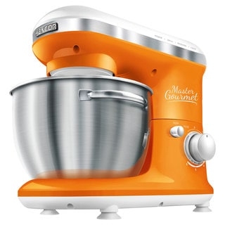 Sencor Stand Mixer, Solid Orange