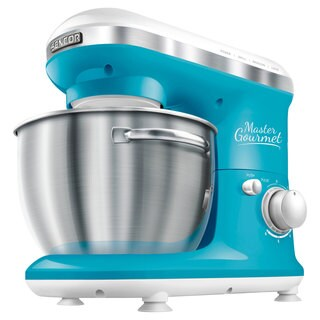Sencor Stand Mixer, Solid Turquoise