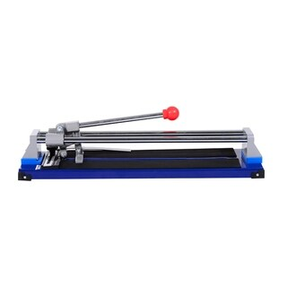 HomCom 24 in. Heavy Duty Ceramic Tile Cutter