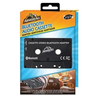 ARMOR ALL Bluetooth Cassette Adapter