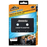 ARMOR ALL Audio Cassette Adapter