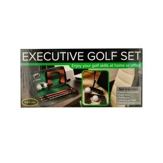 Executive Portable Golf Set
