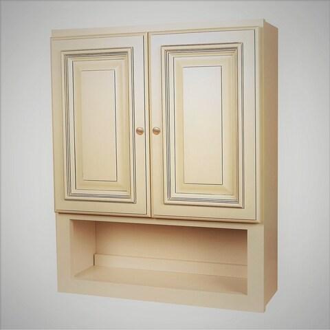 Pearl 21x26 Bathroom Wall Cabinet