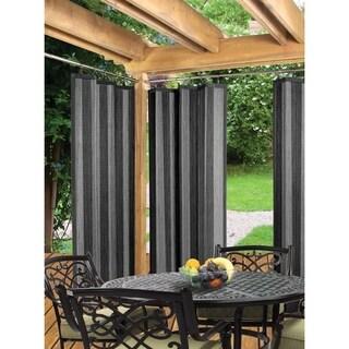 Versailles' Indoor/Outdoor Bamboo Curtain Panel