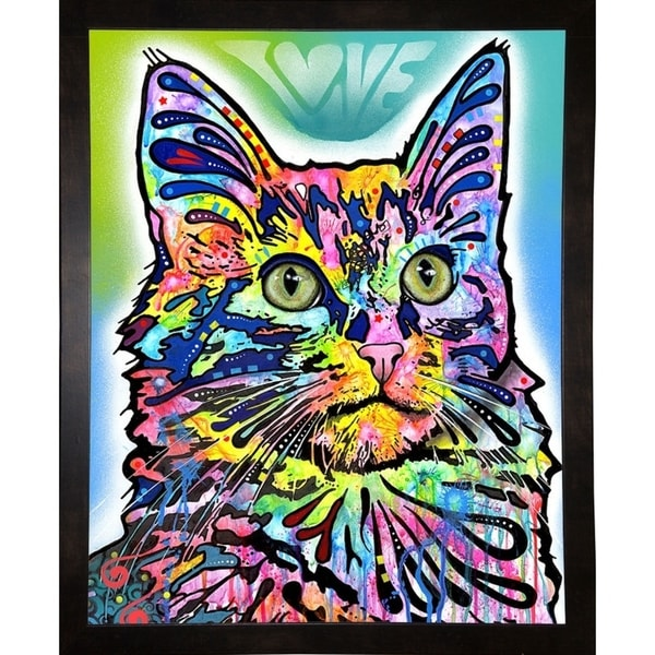 """Angora Framed Print 20""""x16"""" by Dean Russo"""
