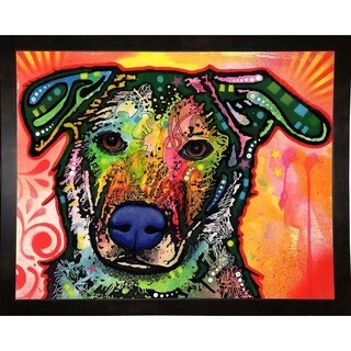 """Crystal Framed Print 15.25""""x19.5"""" by Dean Russo"""