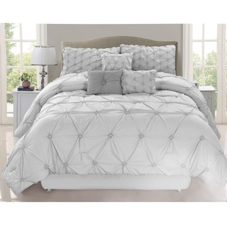 Link to Chateau Grey 7-Piece Queen Size Comforter Set (As Is Item) Similar Items in As Is