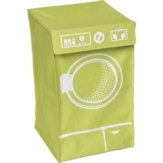 Laundry Hamper Bag Basket Clothing Organizer Washing Machine Top Flap