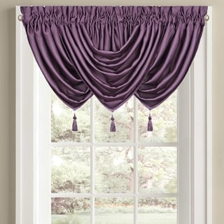 Five Queens Court Morocco Waterfall Window Valance