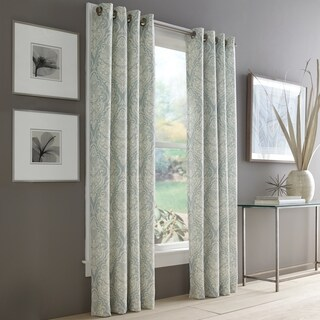 Five Queens Court Rockland Lined Drapery Window Panel