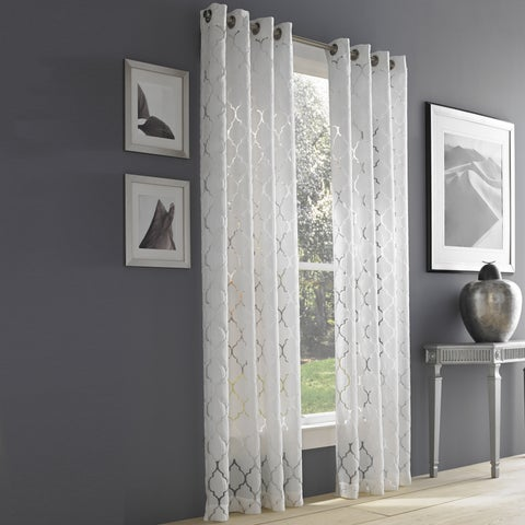 Five Queens Court Gaya Semi Sheer Curtain