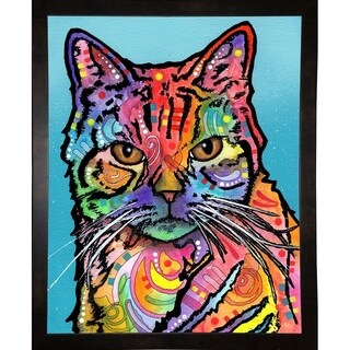 "Jones Framed Print 19.5""x15.5"" by Dean Russo"