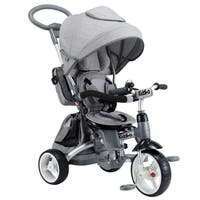 Kiddi-o 6-in- 1 Multi- Trike - Silver