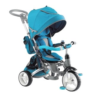 Kiddi-o® 6-in- 1 Multi- Trike - Blue