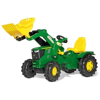John Deere Farm Trac w/ Loader - Green