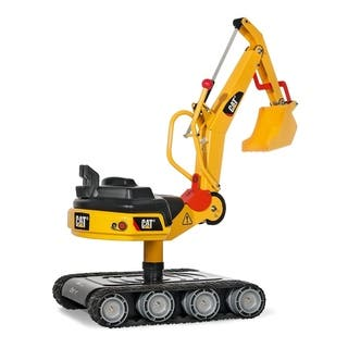 CAT® Metal Digger - Yellow
