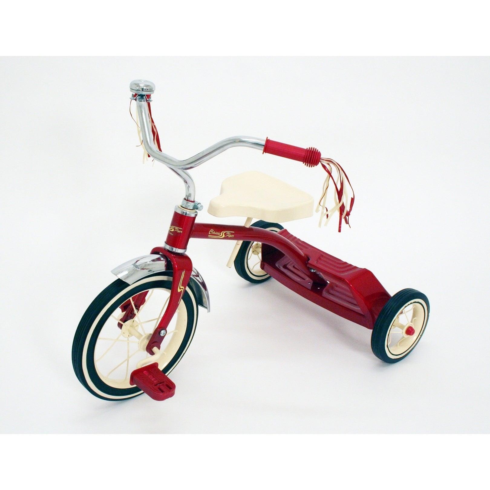 "Kettler Classic 12"" Retro Trike - Red"