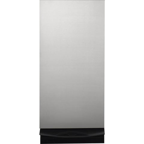 """GE Universal 15"""" Built-In Trash Compactor - Silver"""