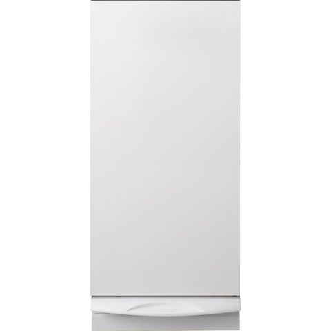"""GE Universal 15"""" Built-In Trash Compactor - White"""