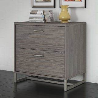 Office by Kathy Ireland Method Assembled Lateral File Cabinet