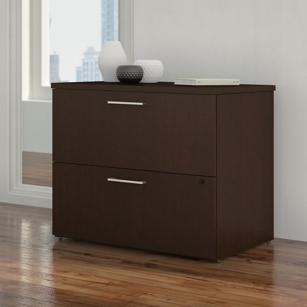 Shop 400 Series 36w 2 Drawer Lateral File Cabinet Free
