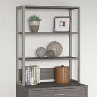 Office by kathy ireland Method Bookcase Hutch