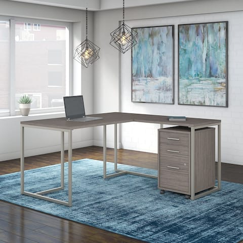 Terrific Buy L Shaped Desks Online At Overstock Our Best Home Home Interior And Landscaping Ologienasavecom