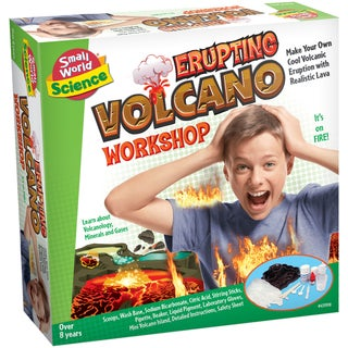 Erupting Volcano Workshop-
