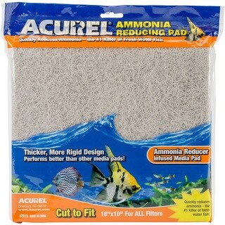 "Acurel Ammonia Reducing Media Pad 18""X10""-"