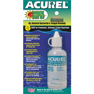 Acurel Knockout BF 50ml-Treats 250 Gallons