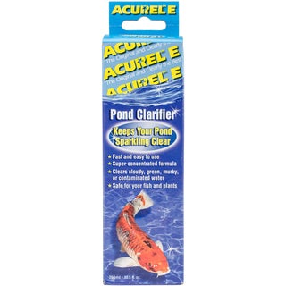 Acurel E Pond Clarifier 250ml-Treats 2,650 Gallons