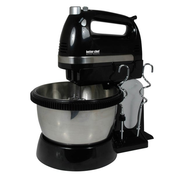 Shop Better Chef Im 826b 2 In 1 Stand And Hand Mixer