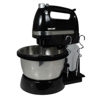 Better Chef IM 826B 2 In 1 Stand And Hand Mixer