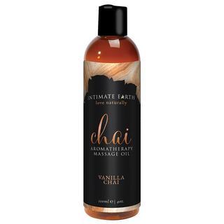 Intimate Earth Vanilla Chai Aromatherapy Massage Oil