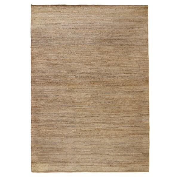 Kosas Home Zandra Soumak Hanspun Jute Area Rug (9'x12') - 9' x 12'