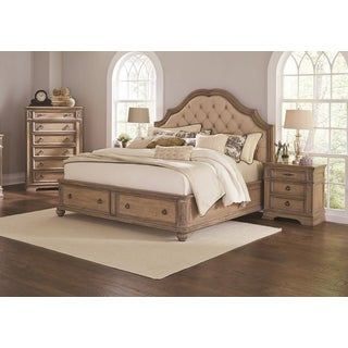 Westchester 3PC Storage Bedroom Set (3 options available)