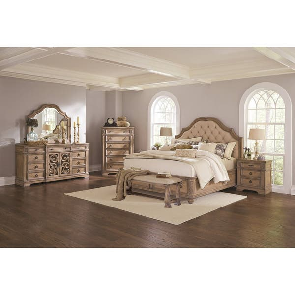 shop westchester 7pc storage bedroom set - free shipping today