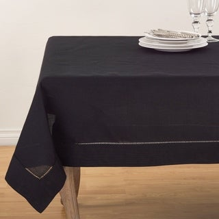 Rochester Collection Hemstitched Tablecloth