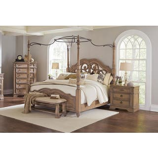 Canopy Bed Bedroom Sets For Less | Overstock
