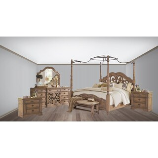 Westchester 5PC Canopy Poster Bedroom Set