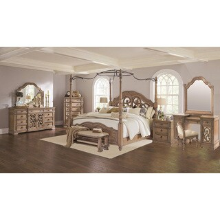 Westchester 10PC Canopy Poster Bedroom Set