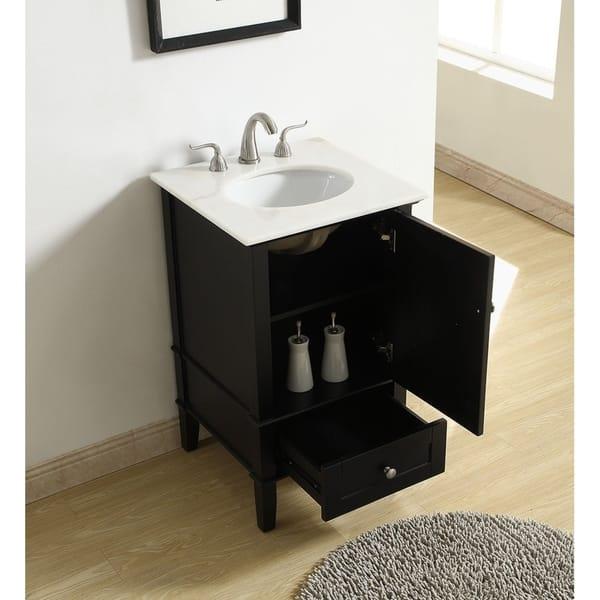 21 In Single Bathroom Vanity Set
